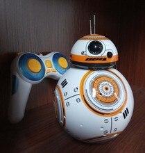 Star Wars 7 RC BB-8 BB8 BB 8 inteligente de control remoto robot Figura de Acción de juguete