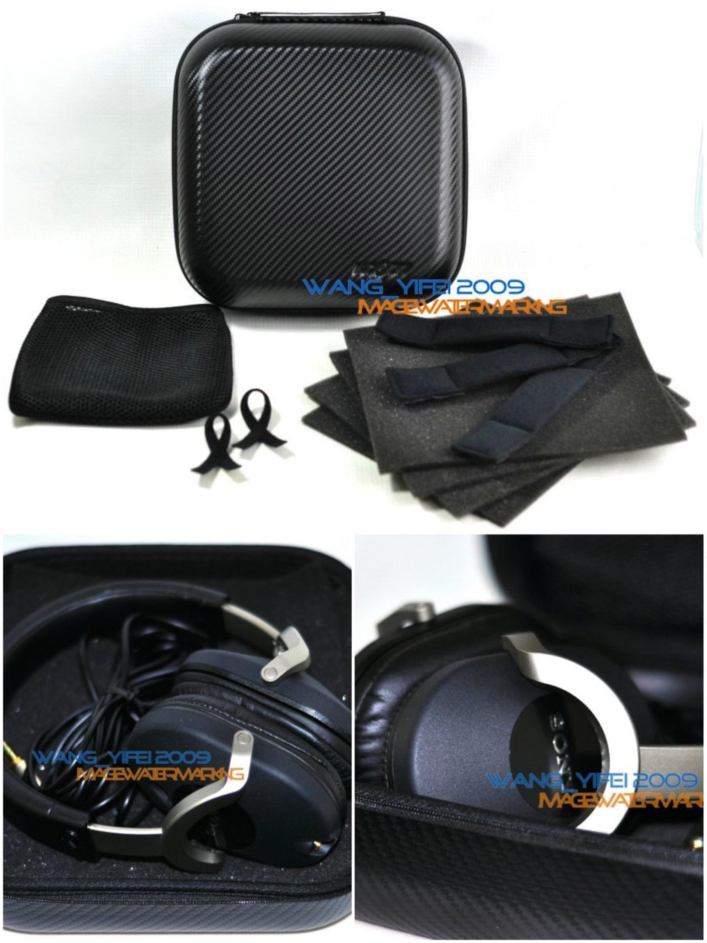 New Hard Storage Case Carrying Bag Protect Box For SONY <font><b>MDR</b></font> <font><b>Z1000</b></font> <font><b>MDR</b></font> 7520 ZX 700 Headphone image