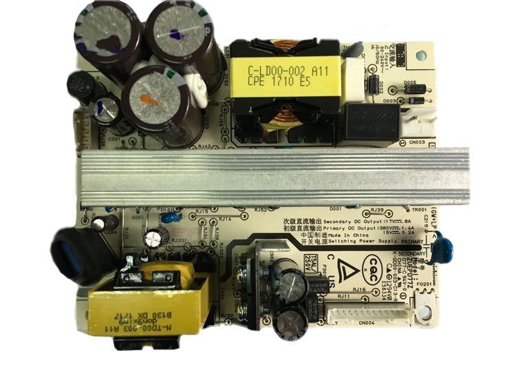 ZUEPD77Z Brand NEW projector Power supply board for EPson CB-696Ui projector 100% original new h550bl1 projector ballast board for epson cb x27 w28 x29 x30 x31 97 projetors