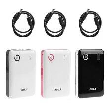 OOTDTY Einstellbare 5/9/12V 18650 Batterie Ladegerät Mobile Power Bank Box Für Telefon Tablet