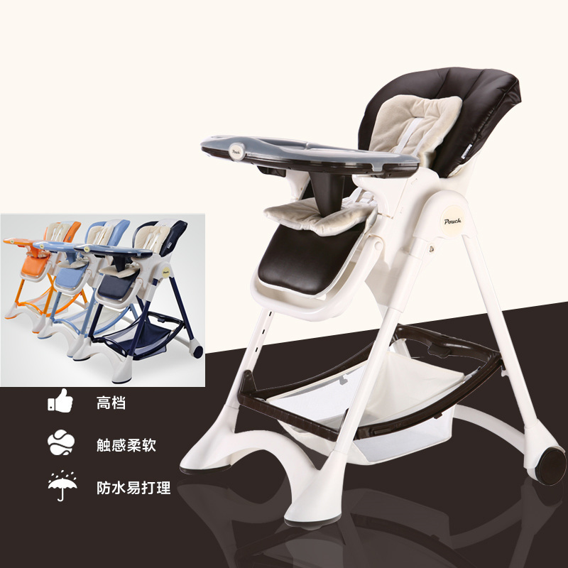 Baby Feeding Chair Portable Adjustable Baby High Chair Seat Table