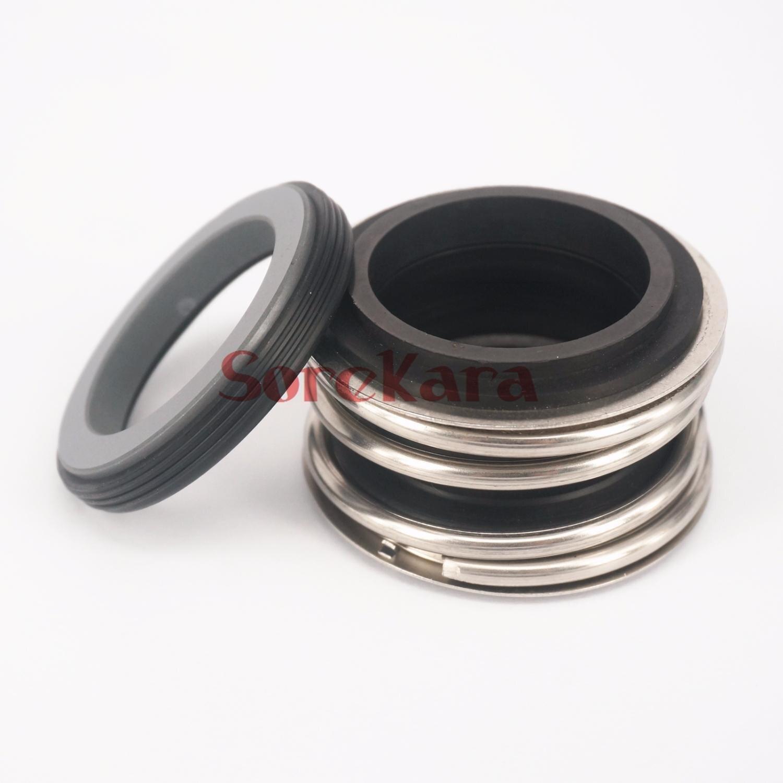 65mm pump shaft seal Single Coil Spring Carbon vs Silicon Carbide NBR