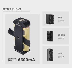Image 5 - Tilta WLC T04 BP 18650 Batterij Voeding Plaat Holde Voor 18650 Batterij Voor Nucleus M Nucleus Nano Bmpcc 4K Kooi