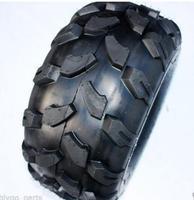 2X 18X9 50 8 Inch Rear Wheel Rim Chunky Tyre Tire Quad Dirt Bike ATV Buggy