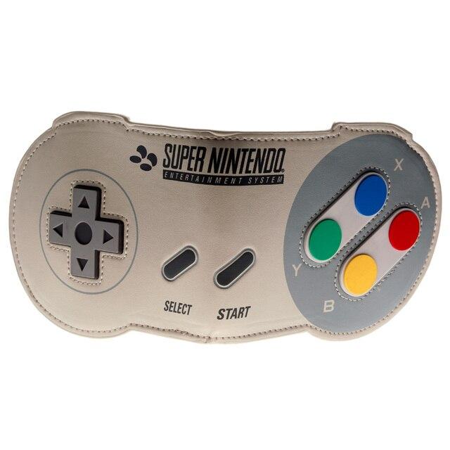 Кошелек в виде джойстика Nintendo 1