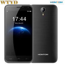 Original HOMTOM HT3 8GB/1GB Network 3G 5 inch Android 5.1 MTK6580A Quad Core 1.3GHz 3000mAh WCDMA GSM Cell Phones FM HD Screen