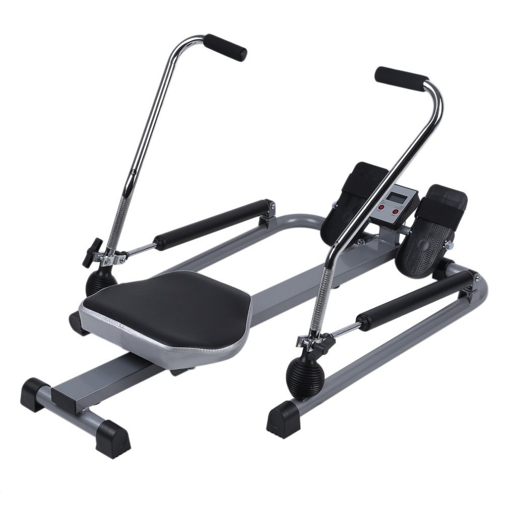 Hewolf Multifunctional Abdominal Rowing Device Belly Trainer Tool Alat Fitnes Roll Wm0683500 D 34 1