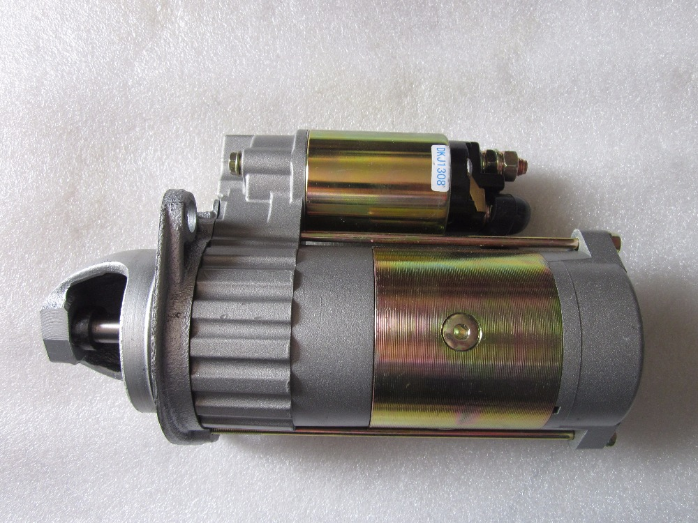 Fengshou, Lenar 254 274II tractor parts, the gear reduction type starter motor, Part number:160.48.107