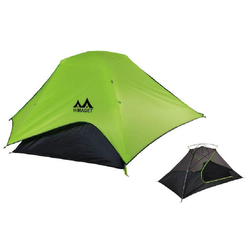Camping Tent Tourist 2 Person 20D Silicon Coated Fabric 1.36kg Ultralight Beach Hiking Tents For Outdoor Recreation Fishing outdoor camping hiking automatic camping tent 4person double layer family tent sun shelter gazebo beach tent awning tourist tent