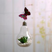 Europe type bulb glass crystal vase Fashion creative household act the role ofing is tasted Adornment placed