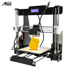Reprap Prusa i3 Auto Level A8  & normal A8 Big Size 220*220*240mm 3D Printer Kit with Filament + 8G SD Card Video + Tools