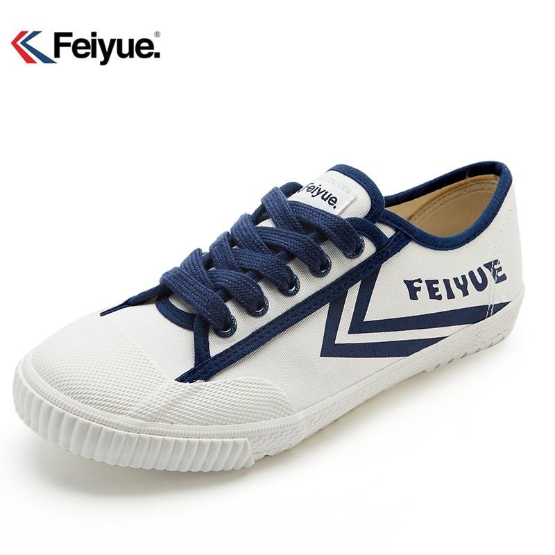 Feiyue chaussures nouvelles baskets chaussures classiques, arts martiaux Taichi Taekwondo Wushu Kungfu doux confortable hommes femmes chaussures