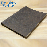A4 Leather Loose leaf Notebook A6 Retro European Diary Books Newest Genuine Leather Design Traveler's Notebook N118