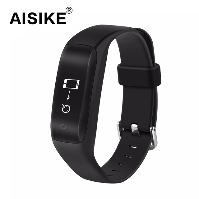 AISIKE Brand 2016  GPS Smart Wristband Bluetooth 4.0 Smart Bracelet Heart Rate Moniter Fitness Tracker Smartband Watch