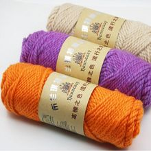 High Quality Alpaca Thick Mohari Wool Crochet Yarn For Visan Hand Knitting Soft Sweater Hat Scarf Cashmere Thread
