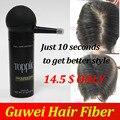 Toppik 27.5g pelo fibras espesantes Fibra De Algodón De Pelo tratamiento del cabello mejor proveedor de China de 9 colores para elegir