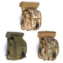 Fishing Bag Waist Bag Fishing Tackle Bag Tactical Belt Pouch Bag For Outdoor Travel Kits