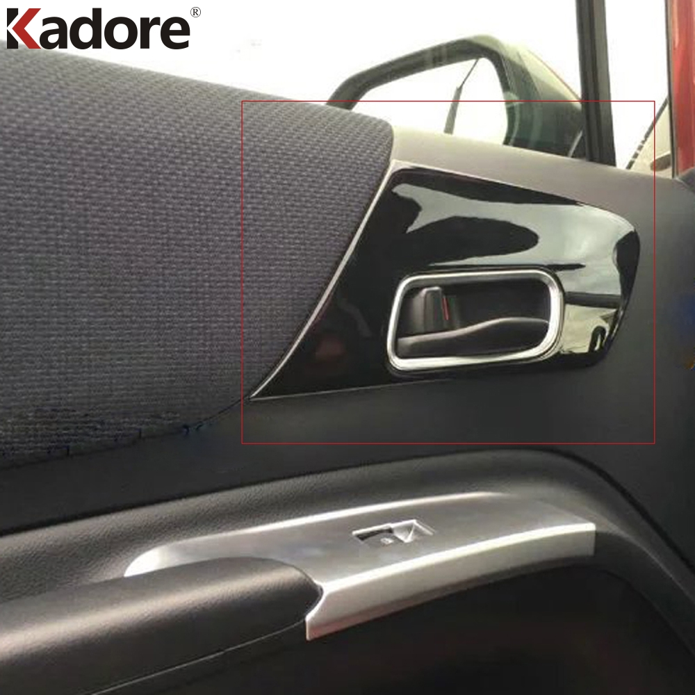 For Toyota Sienta 2016 2017 Second Ge Xp170 Abs Matte