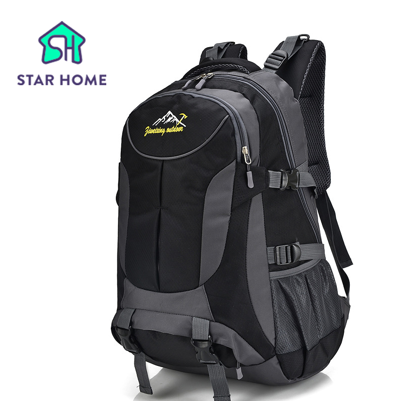STAR HOME Large Capacity Rucksacks Camping Sports Bags 50L Outdoor Backpack Travel Mountain Climbing Backpacks Hiking Bags mountec large outdoor backpack travel multi purpose climbing backpacks hiking big capacity rucksacks sports bag 80l 36 20 80cm