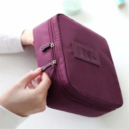 2018 New Fashion Hot Popular Multifunction Makeup Case Women Travel Cosmetic Bag Pouch Toiletry Organizer Bag