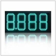 Открытый водонепроницаемый 8 «, 10″, 12 », 16», 18 », 20», 24 », 30» 48 »азс Газ  Масло Цена Светодиодная вывеска