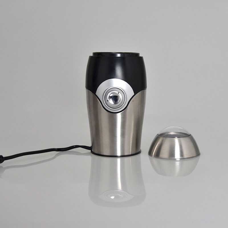 Electric coffee bean grinder Stainless steel multi-purpose milling machine 50g 220V the scarlet letter