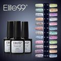 Elite99 10ml UV LED Gel Cheese Sand Gel Manicure Gel Nail kit For Nail Gel Varnishes 24 Colors Pick 1