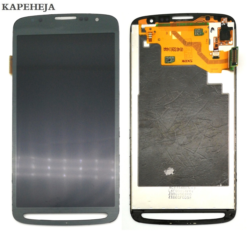 Für <font><b>Samsung</b></font> <font><b>Galaxy</b></font> <font><b>S4</b></font> Aktive i9295 i537 <font><b>LCD</b></font> Display Touchscreen Digitizer Montage image