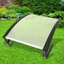 Дропшиппинг ABS 100*78 см DIY тент навес гаражная крыша для робота Газонокосилки газонокосилка солнцезащитный навес легко собрать HWC
