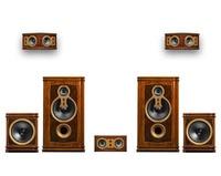 F10HT Home Theater Front F10 Center F10C Rear F10R Side F10R Sub15F F10M Passive Speakers Surround Selected bi pole/di pole