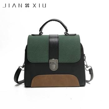JIANXIU Small Women Bags PU leather Messenger Bag Lady Mini Shoulder Bag shoulder bag