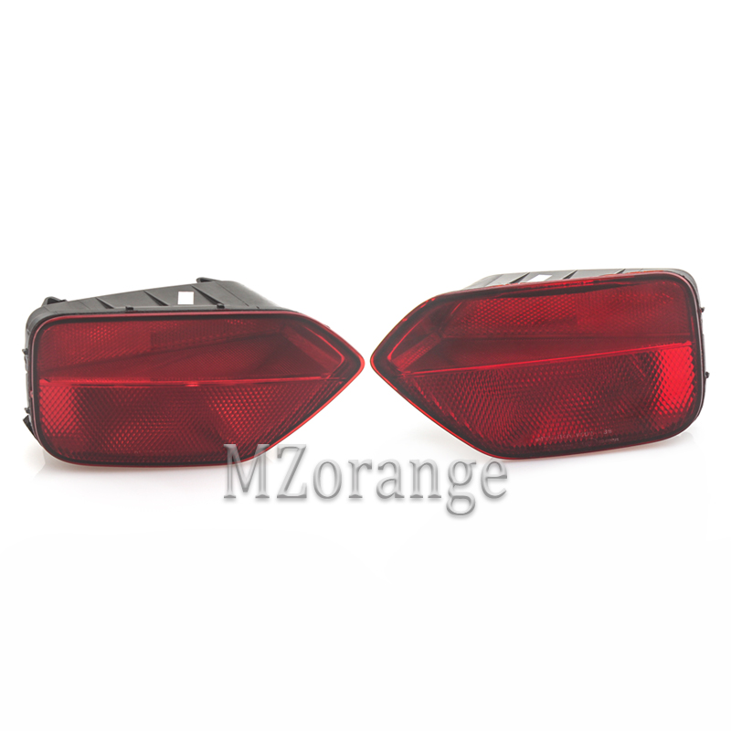MZORANGE Tail light for Subaru Outback 2015 2016 2017 2018 XV Crosstrek Rear Bumper Fog Lights