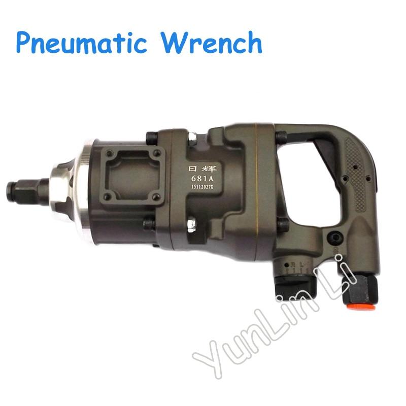 Пневматический ключ 1 (25 мм)/3/4 (19 мм) промышленного класса сильный ветер Пистолеты триггера воздух Гайковерт пневматический ключ инструмен