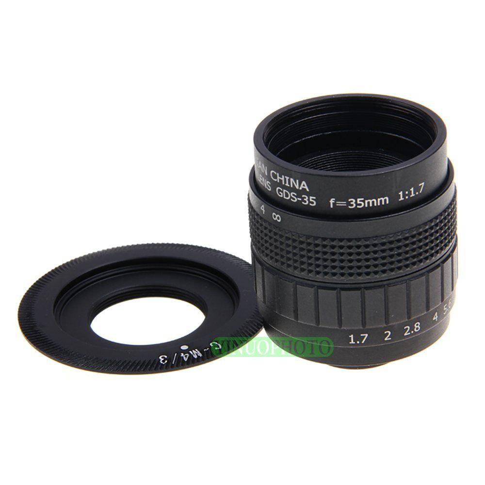 Gadget Place Leica R Lens Adapter for Panasonic DC-GH5 DMC-GX850 GX800 GF9 GX85 GX80 G85 G80