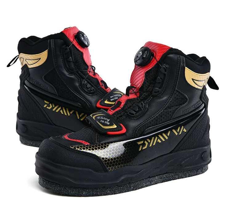 2019 nouvelles chaussures daiwa dawa extérieur étanche respirant multi-fonction anti-dérapant loisirs sport lumière daiwas livraison gratuite