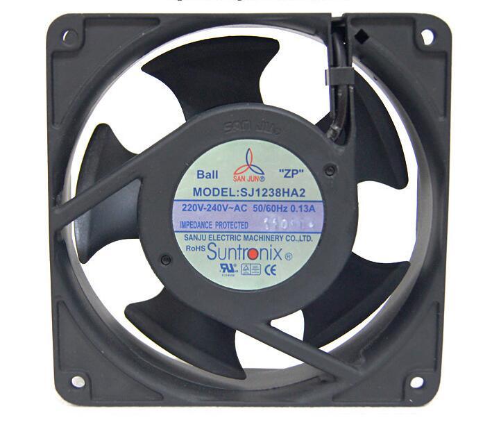 SJ1238HA3 for 380V 0.10A 12038 12CM cooling fan new for ebmpapst 4218 12038 dc48v 12cm cooling fan