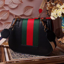 New Women's High Quality Butterfly Bag Leather Handbag Luxury Brand  Square Striped Bag Shoulder Bag messenger Bags Crossbody