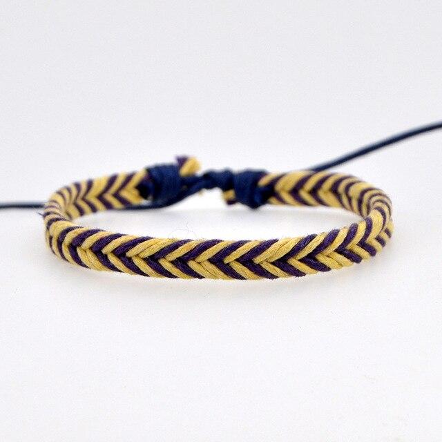 Bracelet Brésilien Porte Bonheur