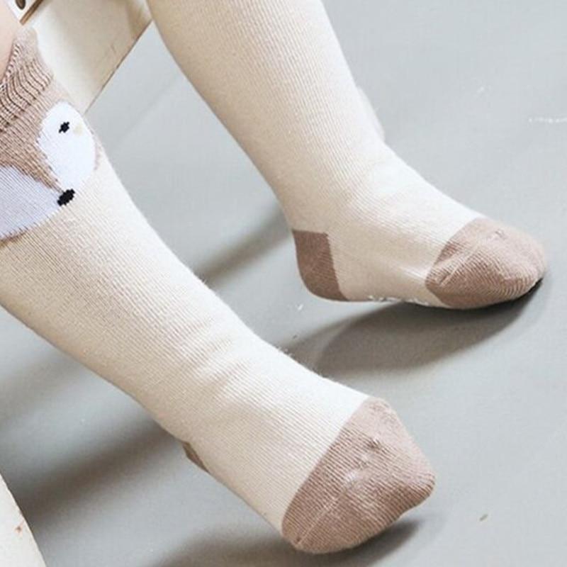 Fox-Design-3-Colors-Cotton-Knee-Baby-Socks-Winter-Fall-Cute-Boys-Girls-Socks-5