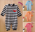 Frete grátis roupas crianças pajams crianças pijamas do bebê de manga comprida roupa roupas recém-nascido
