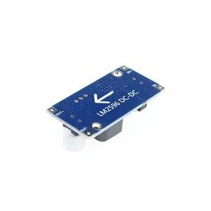 Image 4 - Módulo de reducción de potencia 100 unids/lote LM2596 LM2596S DC DC 1,5 V 35 V módulo de alimentación reductor ajustable envío gratis
