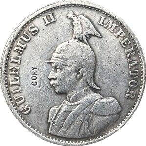 Копия немецкой монеты 1893