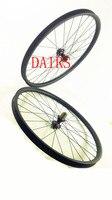 Бесплатная доставка углерода MTB колеса 29ER MTB Колесная MTB велосипеда ширина 35 мм горный велосипед MTB колесной UD матовая колеса