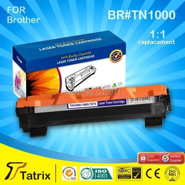 ФОТО New Toner Cartridge For Brother TN1000 Hight Quality Toner Power For Toner Cartridge from China