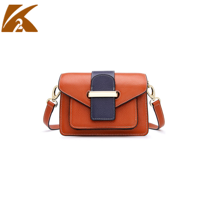 2018 High Quality Genuine Leather Crossbody Bags for Women Famous Brands Designer Real Cow Leather Shoulder Bag Messenger Bags 2017 new women genuine leather crossbody bag women messenger bags for women handbag famous brands genuine leather shoulder bag