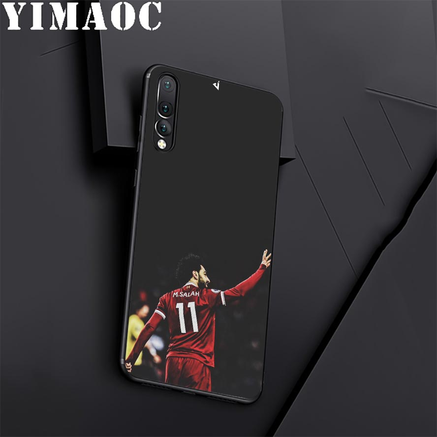 YIMAOC Mohamed Salah Football Silicone Case For Huawei Honor Mate 10 ... 7d395f934