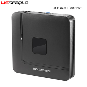 Image 1 - Newest Mini NVR Full HD 4 Channel 8 Channel Security Standalone CCTV NVR 1080P 4CH 8CH ONVIF 2.0 For IP Camera System 1080P