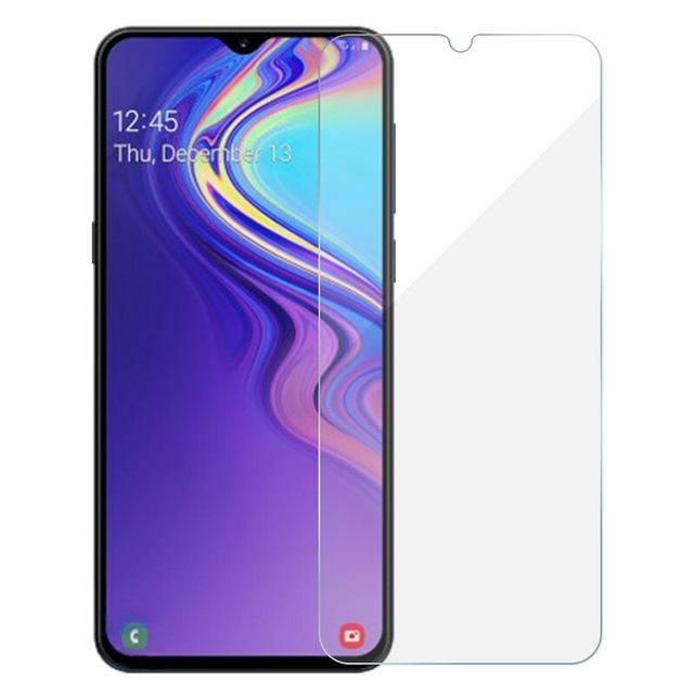 pantalla protecion de vidrio templado para Samsung Galaxy A10 A20 A30 A50 A70 M10 M20 M30 A6 A8 más A7 2018 Film Protector de pantalla 9H Protector de vidrio