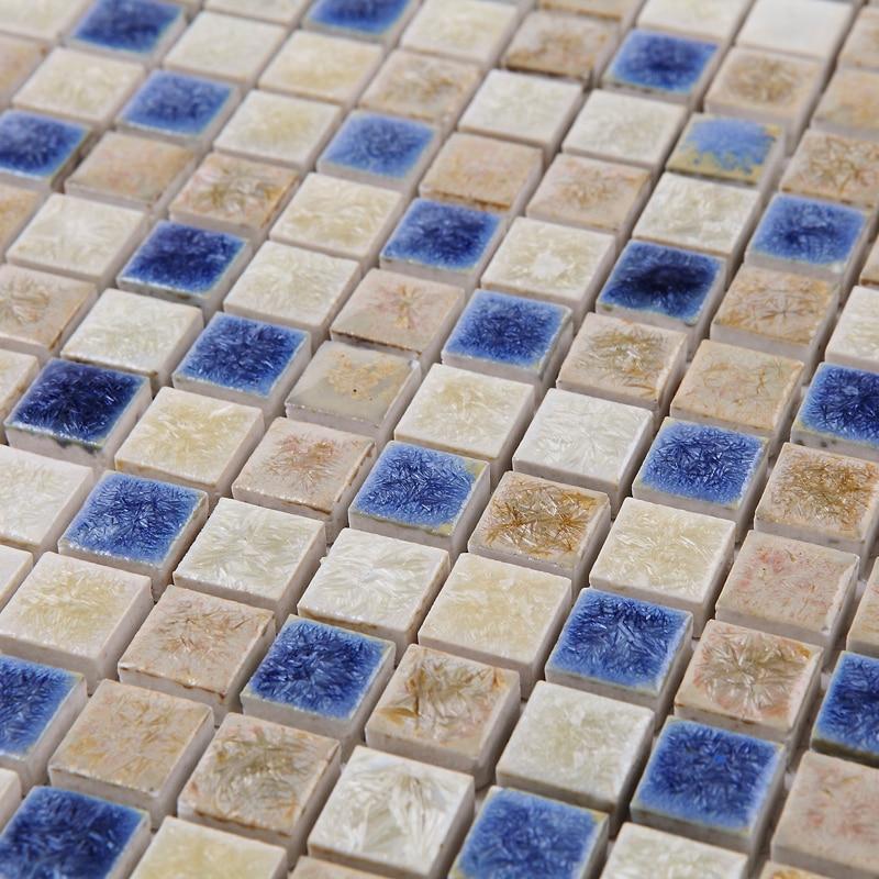 blue white kiln polished porcelain ceramic tiles mosaic hmcm1044 kitchen backsplashl tile bathroom floor ceramic wall tiles