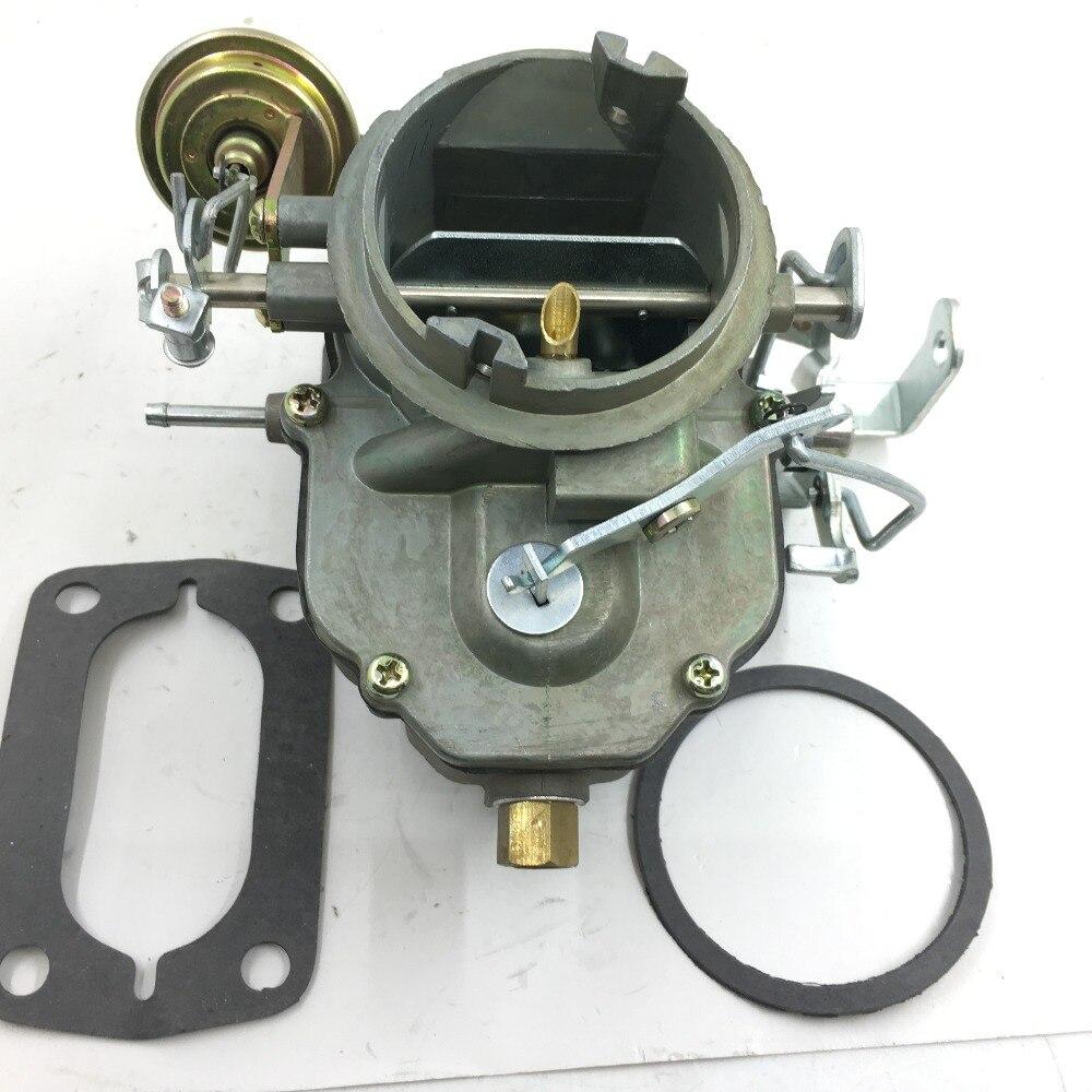 SherryBerg CARBURETTOR carb fit for Chrysler dodge MOPAR-273-318-ENGINE-2BBL-CARTER CARBURETOR-1966-1973 Carter BBD 2 BARRELS